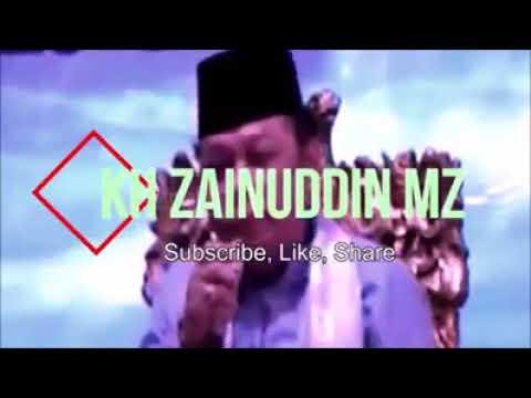 KH Zainuddin MZ Islam itu Indah