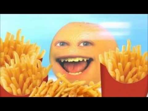 Annoying Orange - Fry Day: Karaoke
