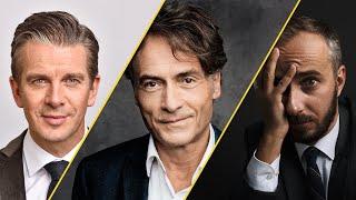 Jan Böhmermann, Markus Lanz & Giovanni di Lorenzo zu Macht und Ohnmacht des politischen Journalismus