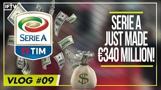 SERIE A GETS A MASSIVE NEW TV DEAL ( this is huge news) | Vlog #9