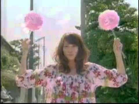 臼田あさ美 ケープ CM スチル画像。CM動画を再生できます。