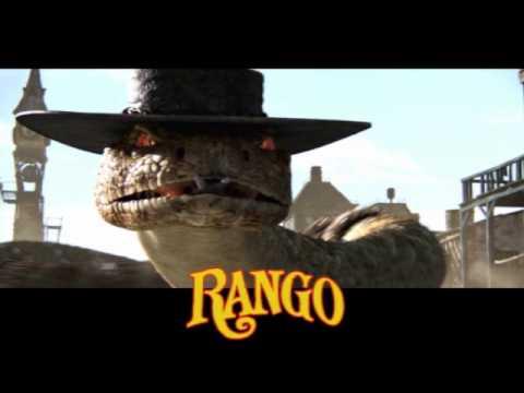 Los Lobos - Rango Theme Song(ost Rango)
