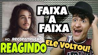 Baixar TIAGO IORC - Reconstrução | ( REACTION ) ÁLBUM FAIXA A FAIXA e Video Clipes