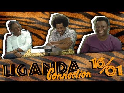 UGANDA CONNECTION | 16/01/18 | Moletom racista, Oprah presidente e Trump racista?