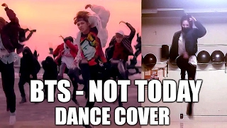 [XTINE] BTS (방탄소년단) - NOT TODAY Dance Cover (Short)