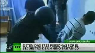 Detienen en España a los sospechosos del secuestro de un niño en Pakistán