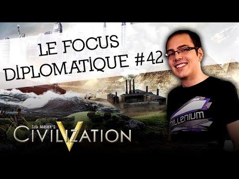 Civilization V 5 Brave New World FR - Le Focus Diplomatique #42