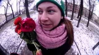 Смешное видеопоздравление от друзей на Свадьбу :)