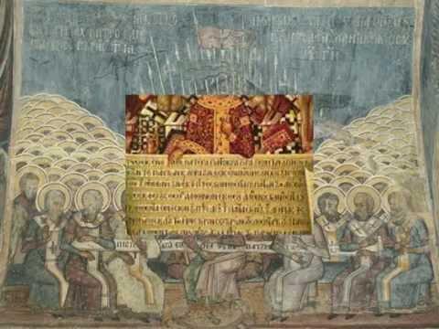 Αγίων Τριακοσίων δέκα οκτώ (318) Πατέρων της Α' Οικουμενικής Συνόδου
