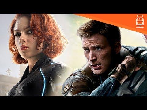Chris Evans Confirms Black Widow Movie