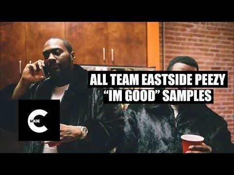 """All Team Eastside Peezy Samples From """"I'm Good"""""""