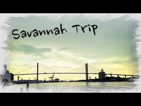 Savannah Georgia is Beautiful!