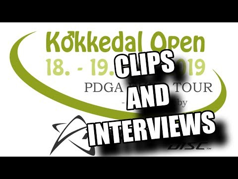 Kokkedal Open 2019 ET#3 - megamix of impressions and interviews
