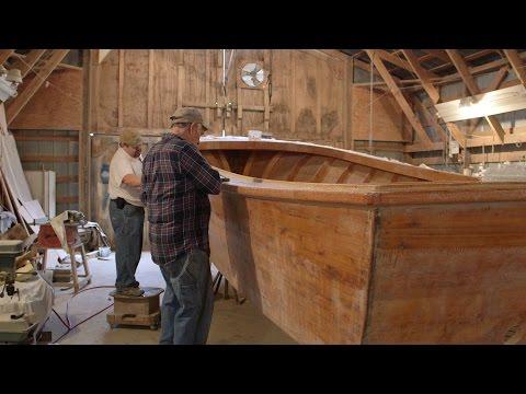 Lewis Family Boatbuilders | NC Now | UNC-TV
