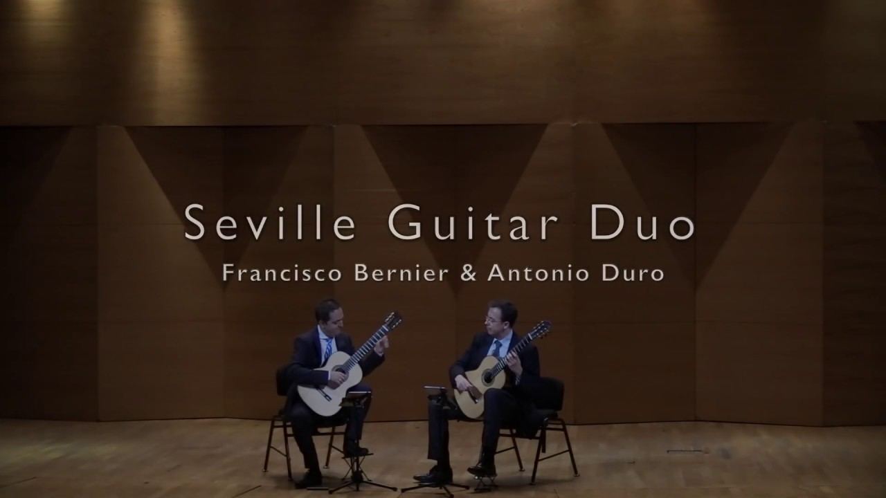 Seville Guitar Duo Manuel Ponce