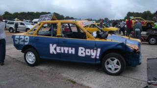 banger racing theme tune (mouldy old dough)