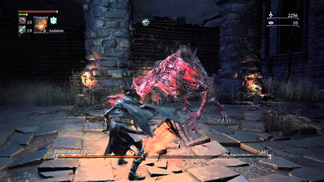 Can someone explain beast pellets to me? - Bloodborne ...