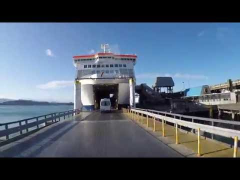 Interislander: Cook Strait Ferry, New Zealand (Neuseeland)