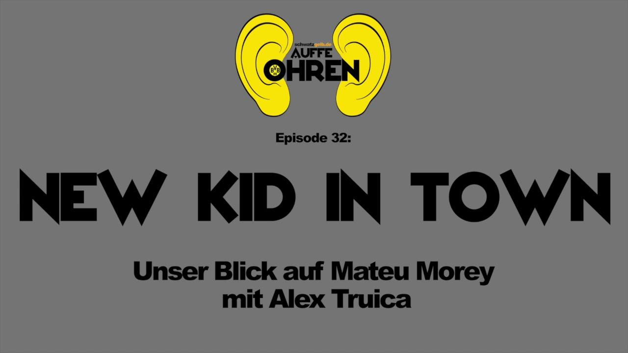 Auffen Punkt #32: New Kid in Town | BVB-Podcast von schwatzgelb.de