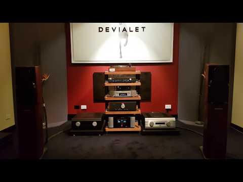 New Musical Fidelity M6S DAC, Musical Fidelity M6 500i, Duntech DSM-15 speakers, Marantz NA8005.