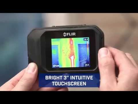 FLIR C2 - Full Featured Thermal Imaging Camera For Your Pocket