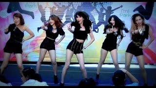 """Liquor"" cover ""Hot Issue+Huh"" (4minute) @ ""I'm Park Cover Dance Contest"""