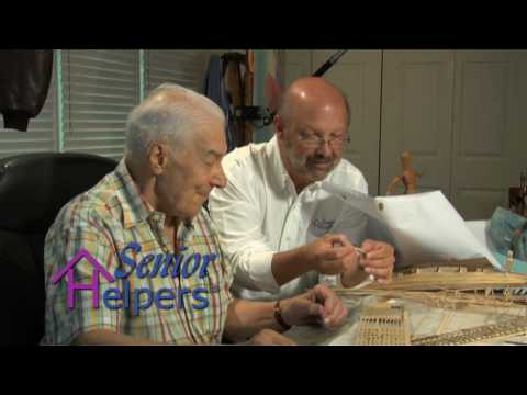 Senior Helpers In Home Health Care of West Jacksonville, FL Commercial 2.mov