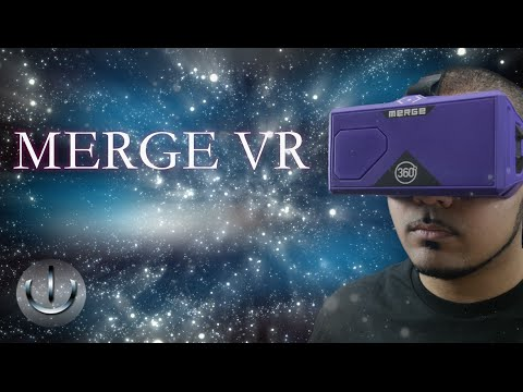 Merge VR Goggles | Virtual Reality Headset for Android and iOS!