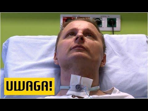 Wypadek w parku trampolin. Mówił: 'Nic nie czuję' (UWAGA! TVN)