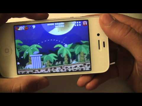Coconut Monkey vs Beaver and Birds iPhone App Review