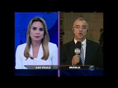 SBT Brasil (16/04/16) - Kennedy Alencar Fala Sobre Convocação De Novas Eleições Presidenciais
