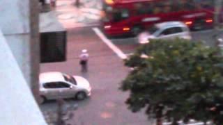 Poluição sonora no trânsito de Niterói