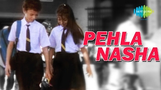 Pehla Nasha | Bollywood Romantic Love Story | Udit Narayan and Sadhna Sargam