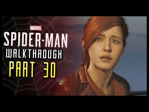 Spider-Man PS4 Walkthrough Part 30 Mary Jane Super Spy!