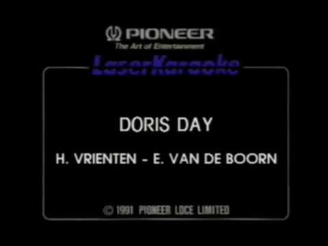 Doe Maar -  Doris Day ( KARAOKE ) Lyrics