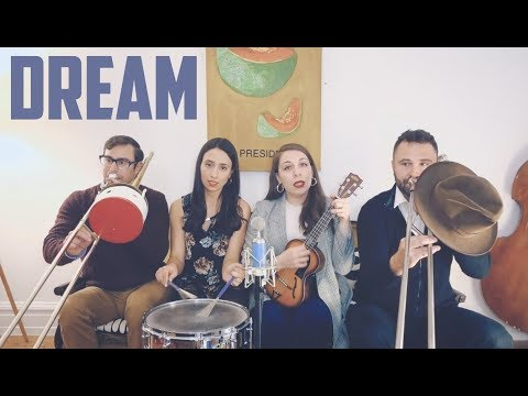 The Ladybugs - Dream (the Pied Pipers cover)