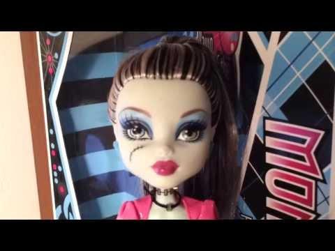 Куклы Monster High в Украине, серия Рассвет Танца. Купить