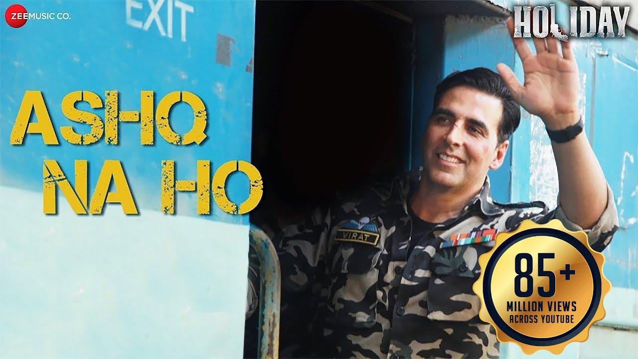 Download Ashq Na Ho - Arijit Singh   Akshay Kumar, Sonakshi Sinha   Holiday   Full Video