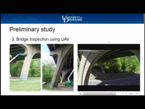3D Bridge Inspection & Evaluation using UAV
