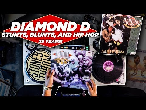 Discover Classic Samples On Diamond D's 'Stunts, Blunts, And Hip Hop'