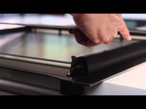 How To Remove Your Oven Door For Cleaning | AEG