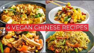 4 EASY CH NESE STYLE VEGAN REC PES TO MAKE TODAY