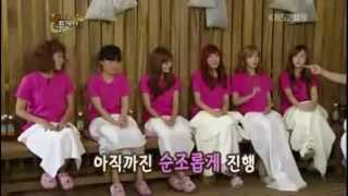 "SNSD on ""Happy Together"" Part 2(Eng sub)"