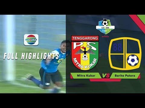 Mitra Kukar (3) vs (4) Barito Putera - Full Highlights | Go-Jek Liga 1 Bersama Bukalapak