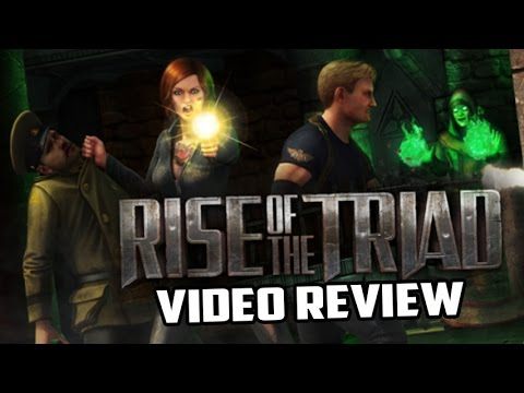 Rise of the Triad 2013 PC Game Review