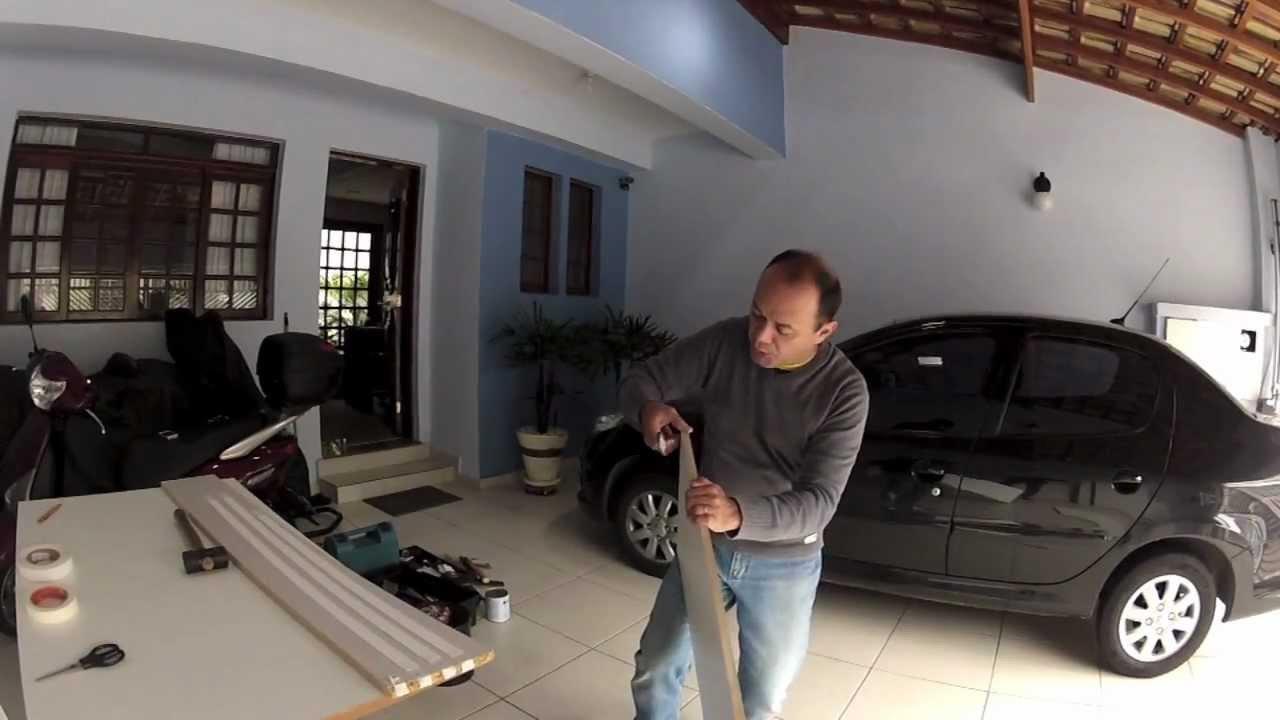 Como fazer um armário em um dia  YouTube -> Como Fazer Um Armario De Banheiro De Mdf