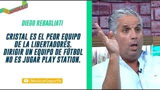 Al Ángulo: Sporting Cristal cayó 4-0 ante Barcelona | *ANÁLISIS*  y *OPINIÓN* de Diego Rebagliati