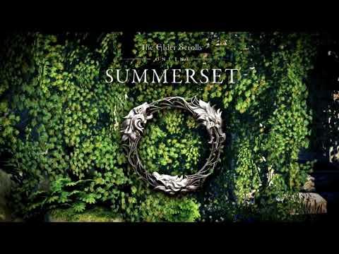 Summerset - Elder Scrolls Online Soundtrack- Ambient OSTDepth Of Field Mix