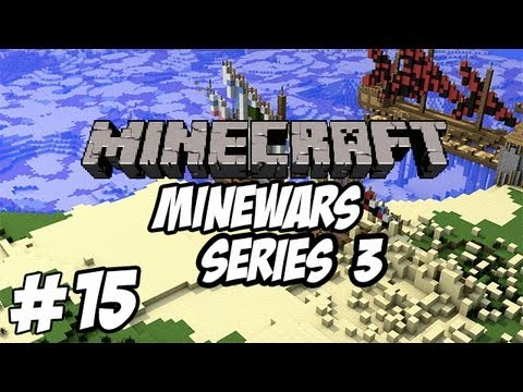 The Never Ending War! - Minewars Series 3 Episode 15 - Season Finale!