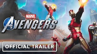 Marvel's Avengers - Official Tachyon Anomaly Event Trailer